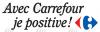 Positiver inventé par Carrefour