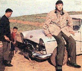 Zeng Jinlian :  La plus grande de toute