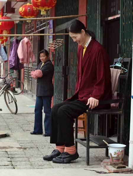 Yao Defen : Une grande dame