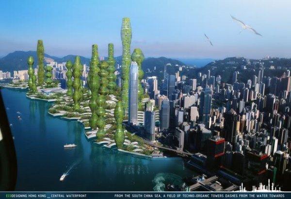 Chine : Jungle Urbaine : Utopie ou réalité ?