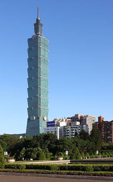 Taipei 101 à Taiwan