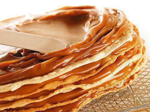 Crêpe : Pâte à crêpe