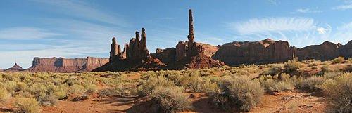 Monument Valley : Les visites