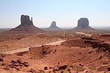 Monument Valley : Dans les arts