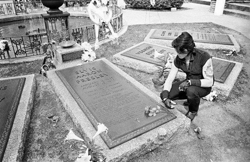 Elvis Presley : La tombe