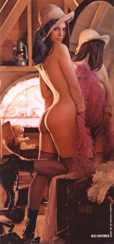 Lena Söderberg, la playmate Playboy la plus connue du monde digital