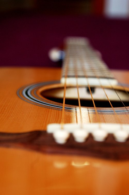 Guitare : Cordes
