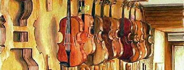 Guitare : Principaux luthiers de guitare classique, baroque ou romantique