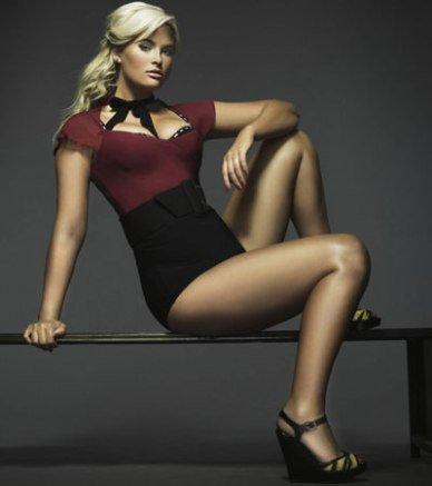 Whitney Thompson : Top Model