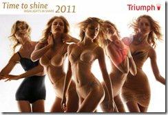 Calendrier Triumph 2011 : Photo (1ère Partie)