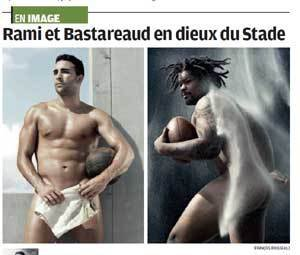 Rudby : Calendrier Dieux du Stade 2011