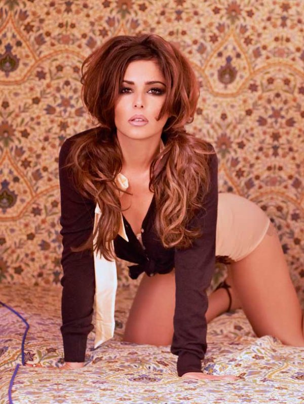 Cheryl Cole : Calendrier 2012