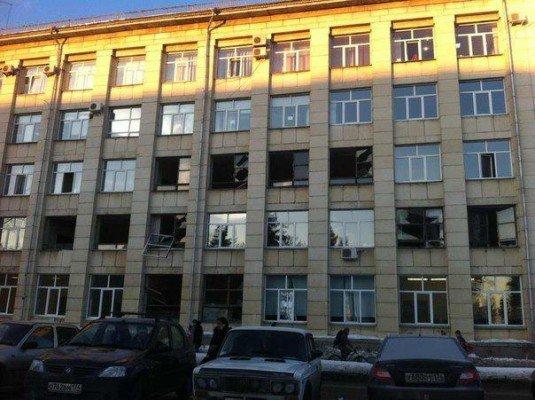 Météorites tombées en Russie