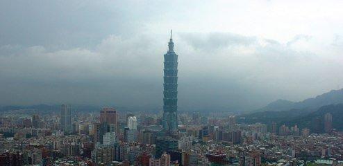 Taipei 101 : Les ascenseurs les plus rapides du monde