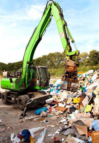 Déchets produits en France : 770 000 000 tonnes