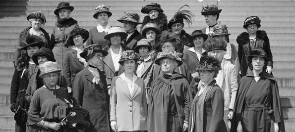 La journée internationale de la femme : 8 mars 1921