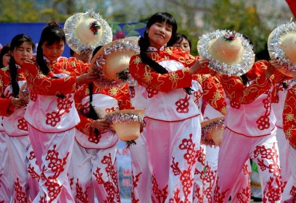 La journée internationale de la femme : En Chine