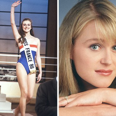 Valérie Pascale : Miss france 1986