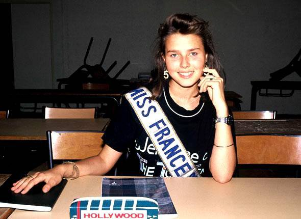 Peggy Zlotkowski : Miss France 1989