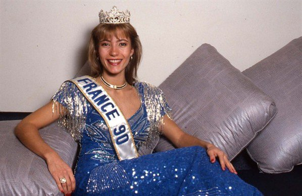 Gaëlle Voiry : Miss France 1990