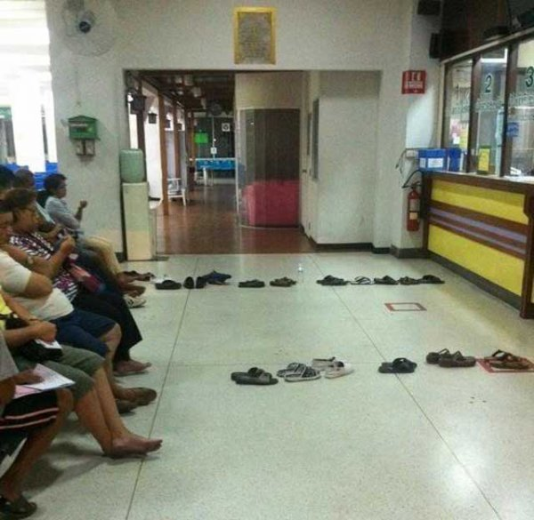 Comment éviter de faire la file d'attente lorsqu'il n'y a pas de ticket