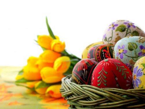 Pâques : Oeufs