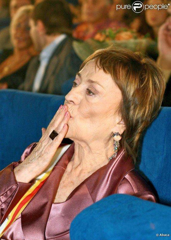 Annie Girardot : Après une traversée du désert