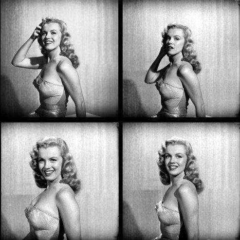 Marilyn Monroe : 1949