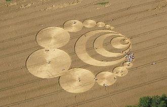 Cercle de culture (Crop circle)