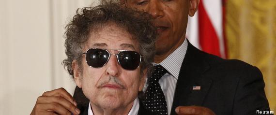 Bob Dylan se voit refuser la Légion d'honneur
