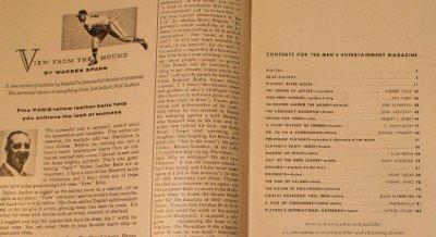Clayre Peters : Playboy du mois d'août 1959