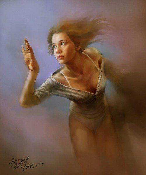 Rivarol : L'amour qui vit dans les orages