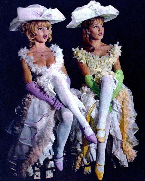 Brigitte Bardot : A 27 ans...
