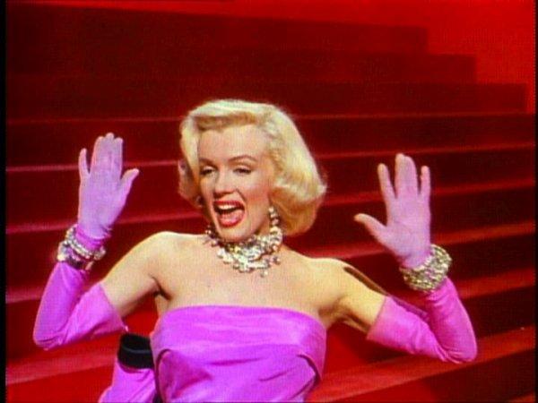Les hommes préfèrent les blondes (Gentlemen Prefer Blondes)1953.