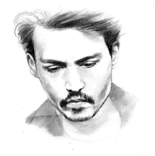 Johnny Depp : Des créations