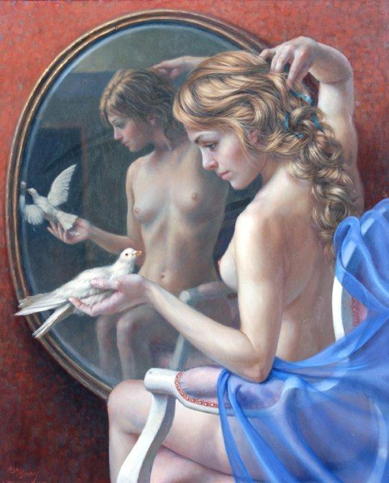 Alex Alemany : Vida secreta de los espejos