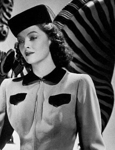 Myrna Loy : Anecdotes