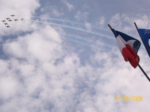 Patrouille de France : Les mécaniciens