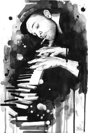 Nicoletta : La musique (Parole)