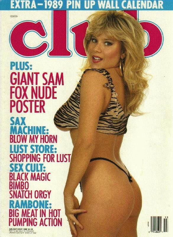 Samantha Fox : Magazine