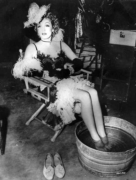"""Marlène Dietrich """"Destry Rides Again"""" (1939)"""