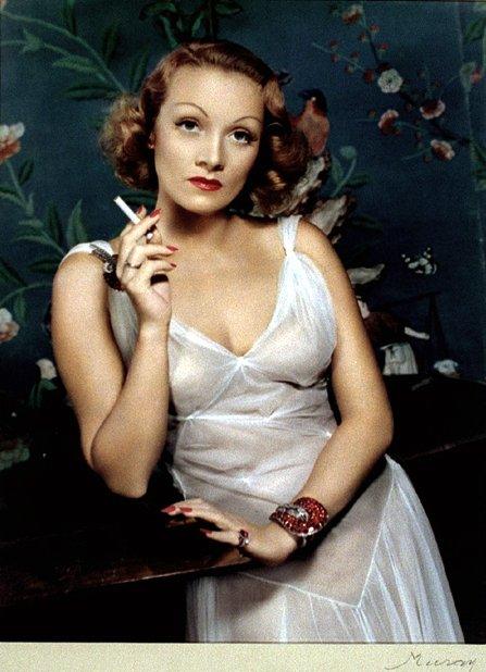 Marlène Dietrich : Né à Berlin