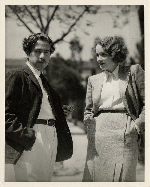 Marlène Dietrich : En 1930, elle devient célèbre