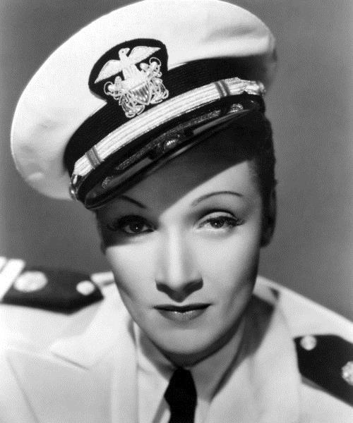 Marlène Dietrich : Des rapports conflictuels