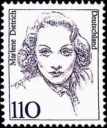 Marlène Dietrich : Reconnaissance et honneurs