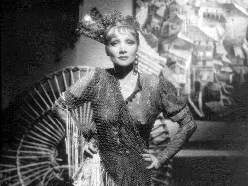Marlène Dietrich : Filmographie