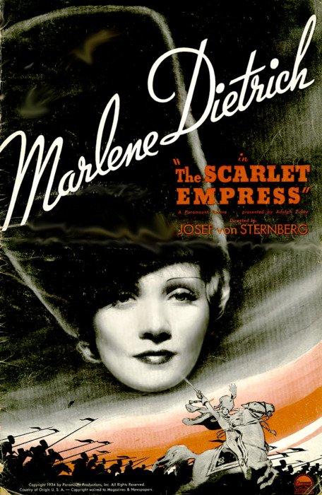L'Impératrice rouge (1934)