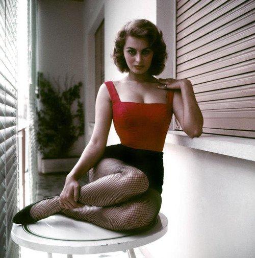 Sophia Loren : 1955
