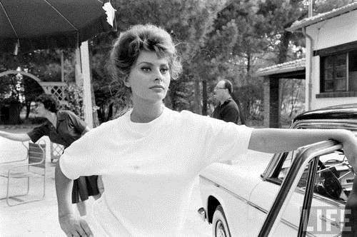 Sophia Loren : 1961