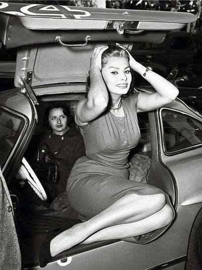 Sophia Loren : Sophia Loren va acquérir une renommée